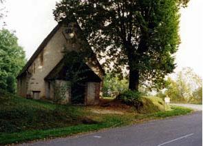 Chapelle Saint Léonard - Les Clérimois